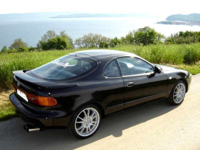 Toyota Celica Sti Photos Reviews News Specs Buy Car