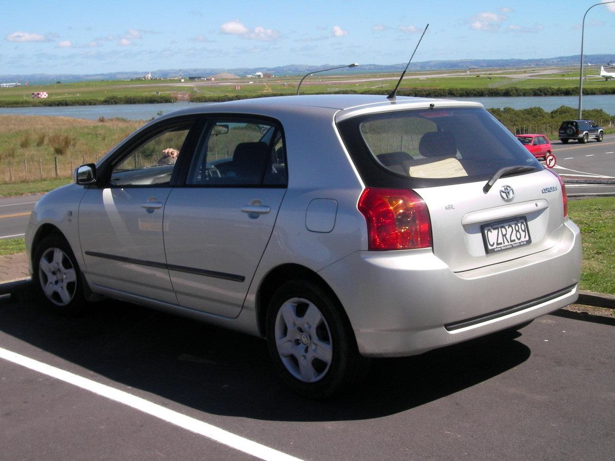 2014 Corolla Maint Reqd
