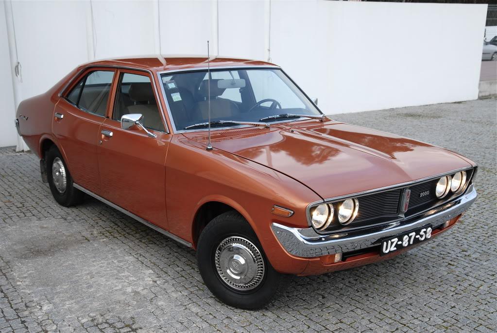 1974 Toyota Corona Markii