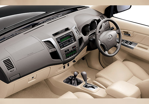 Toyota Fortuner Photos News Reviews Specs Car Listings