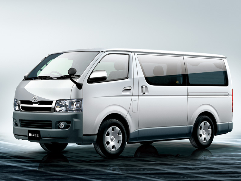 Toyota Hi Ace Van Picture 2 Reviews News Specs Buy Car