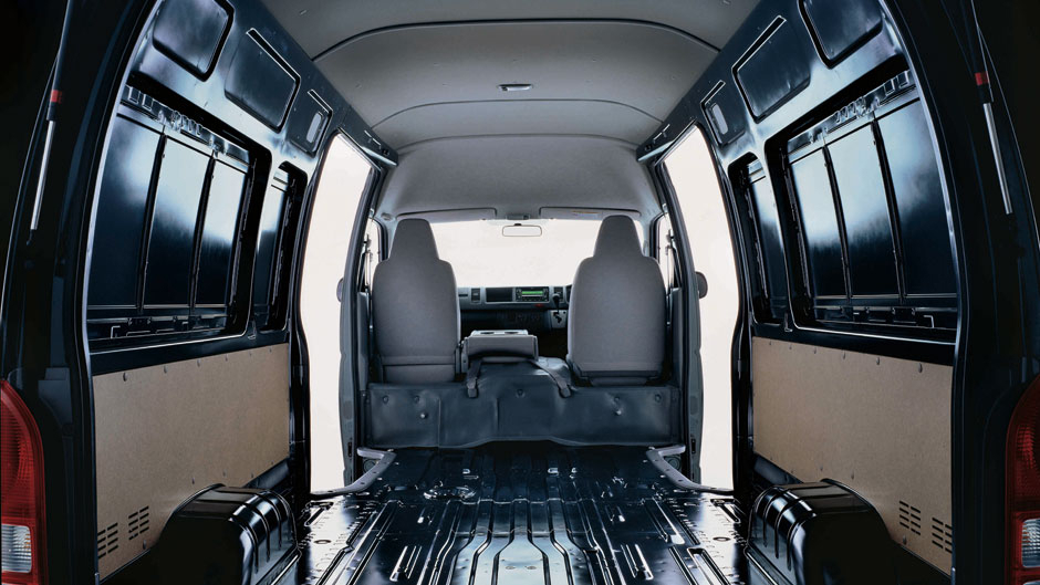 toyota hiace slwb commuter bus picture 3 reviews news specs buy car. Black Bedroom Furniture Sets. Home Design Ideas