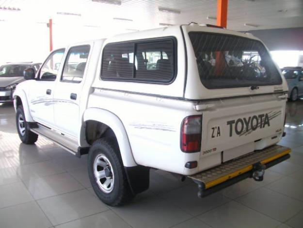 Toyota hilux 30 td photos reviews news specs buy car