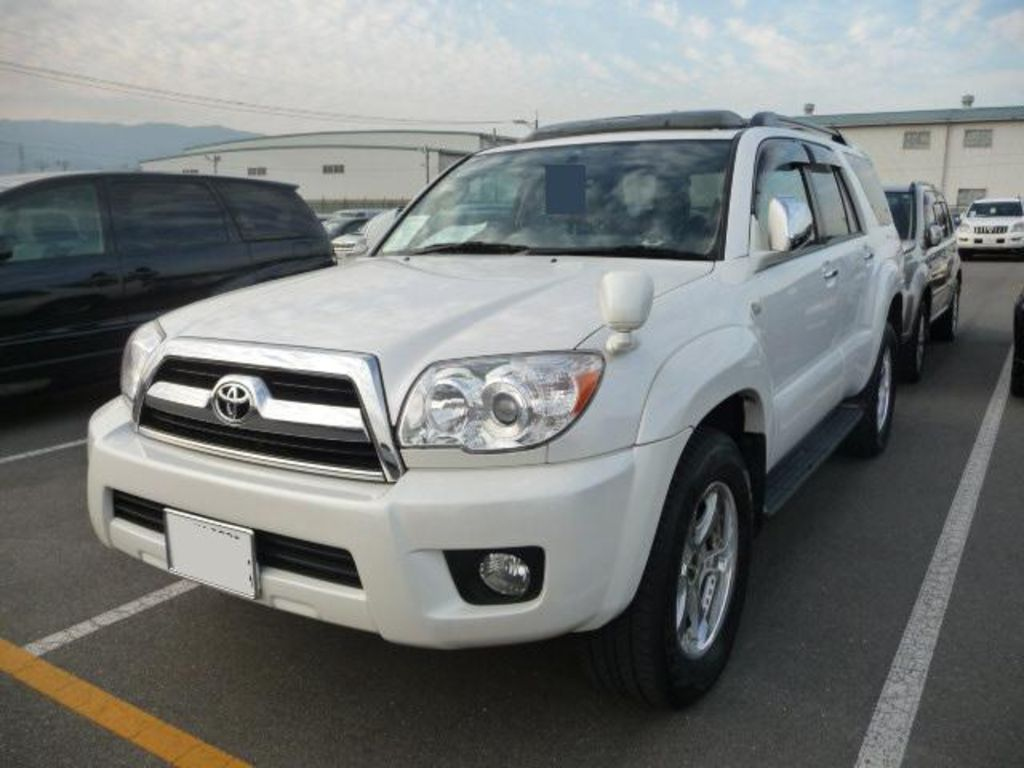 Toyota Hilux Surf Picture 2 Reviews News Specs Buy Car