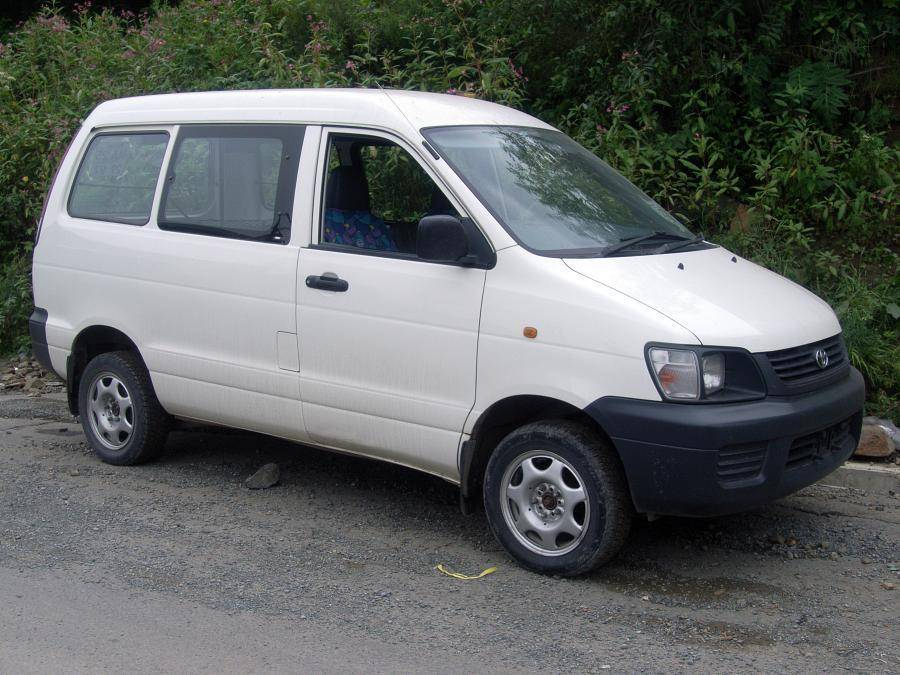 Toyota Lite Ace Photos News Reviews Specs Car Listings