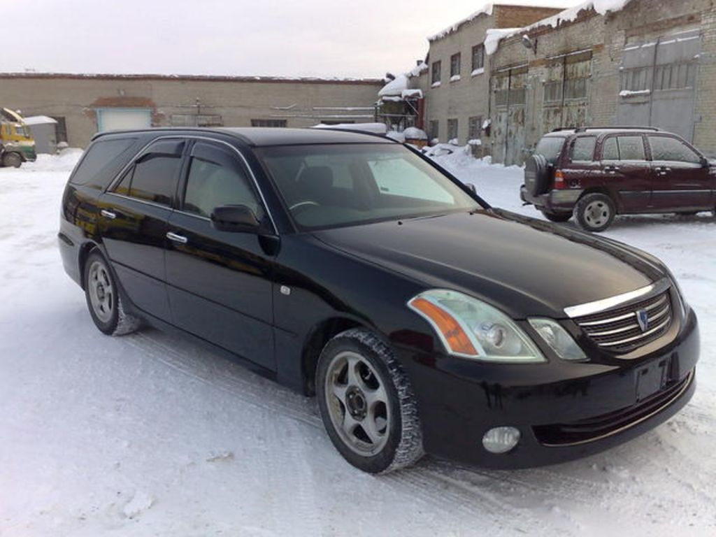 Toyota Mark Ii Picture 2 Reviews News Specs Buy Car