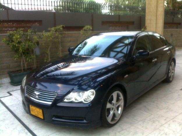 Toyota Mark X 250g Picture 3 Reviews News Specs Buy Car