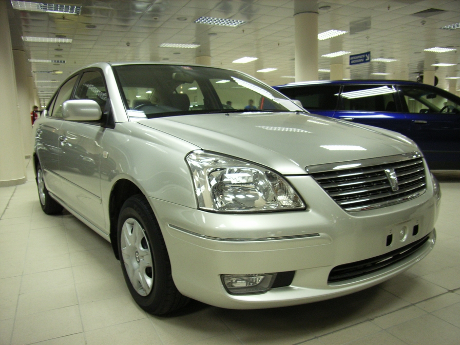 Toyota Premio - Photos, News, Reviews, Specs, Car listings