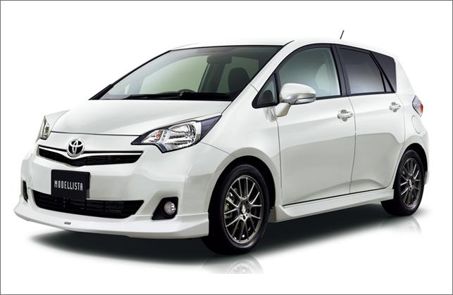 Toyota Ractis - Photos, News, Reviews, Specs, Car listings