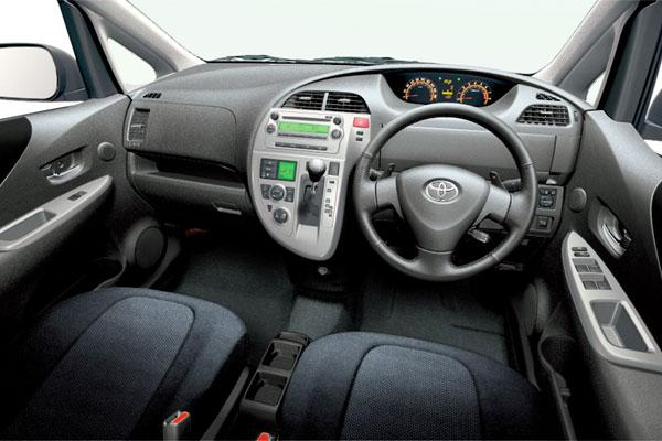 Toyota Ft 1 >> Toyota Ractis:picture # 5 , reviews, news, specs, buy car