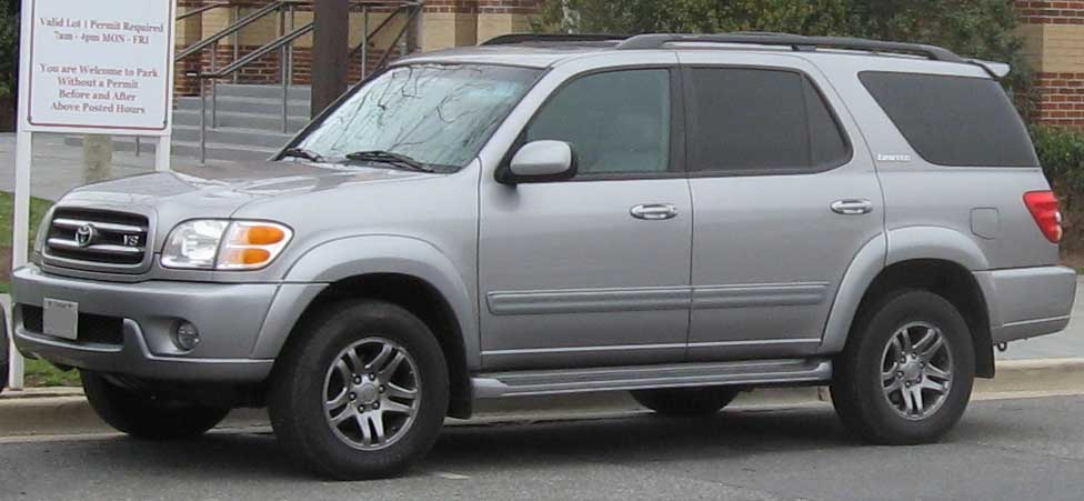 Toyota Sequoia Limited Photos Reviews News Specs Buy Car