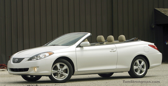Toyota Solara Convertible Picture 3 Reviews News