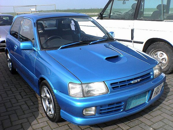 Toyota Starlet GT Turbo:picture # 3 , reviews, news, specs