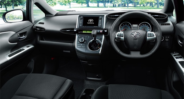 Toyota Wish Picture 5 Reviews News Specs Buy Car