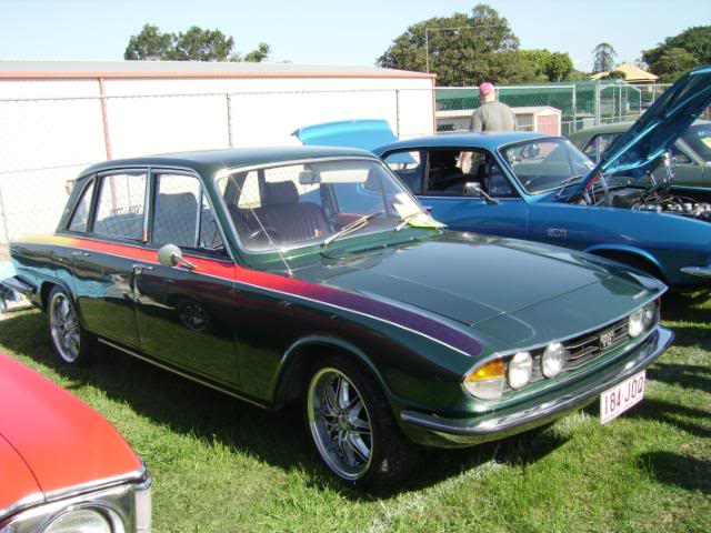 Triumph 2500tc Picture 4 Reviews News Specs Buy Car
