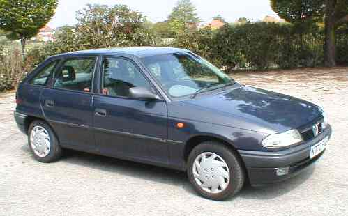 Vauxhall Astra 17 D