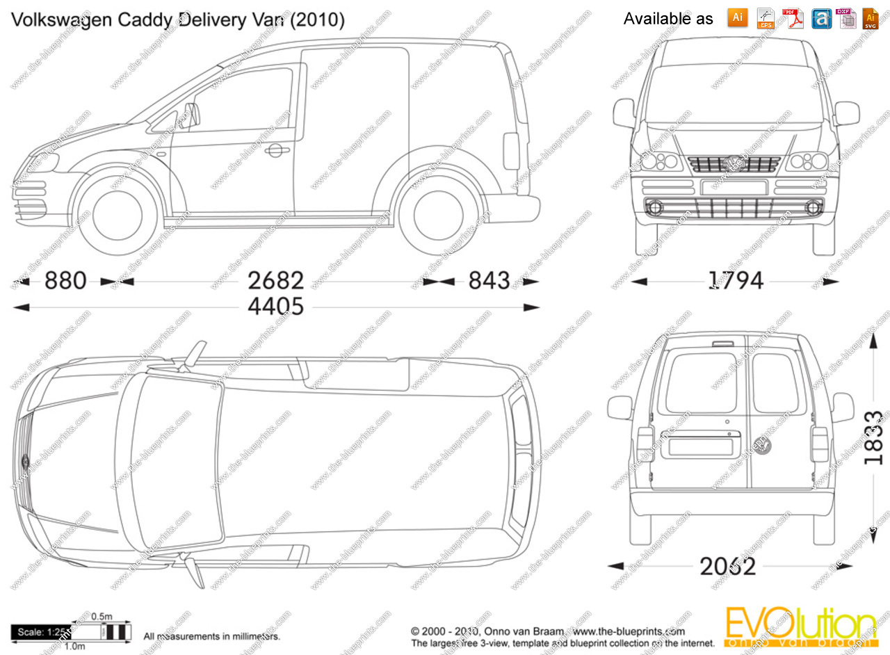 Volkswagen Caddy Delivery Van Photos Reviews News Specs Buy Car