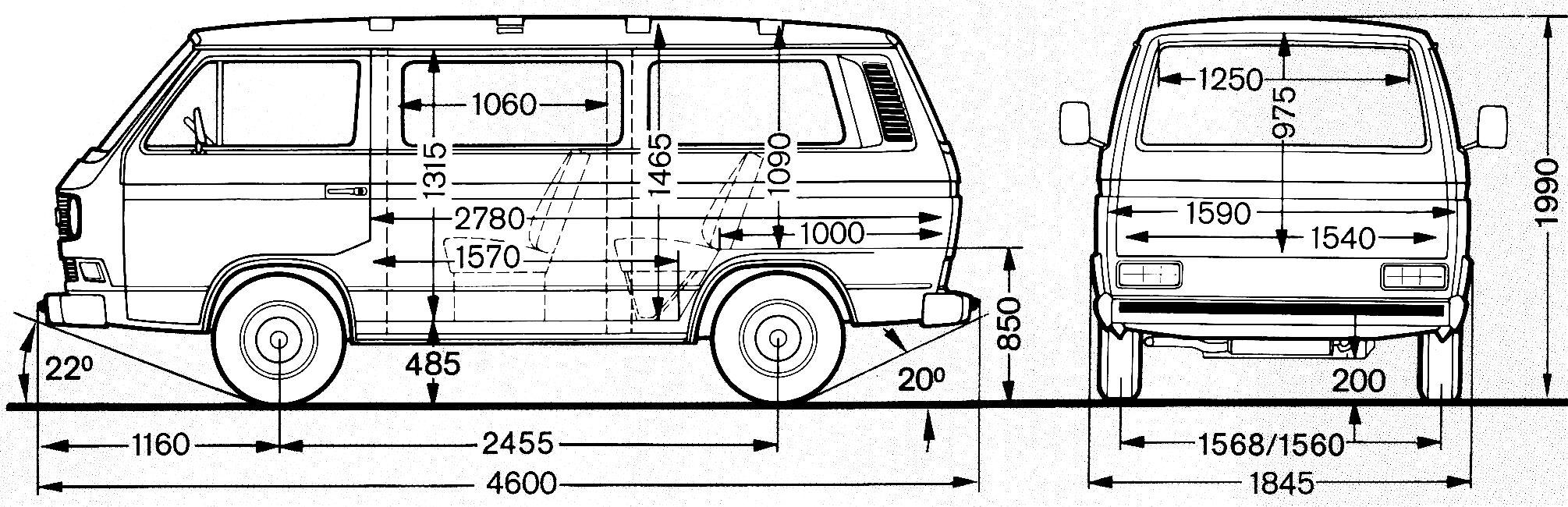 volkswagen transporter tristar syncro specs photos html autos weblog. Black Bedroom Furniture Sets. Home Design Ideas