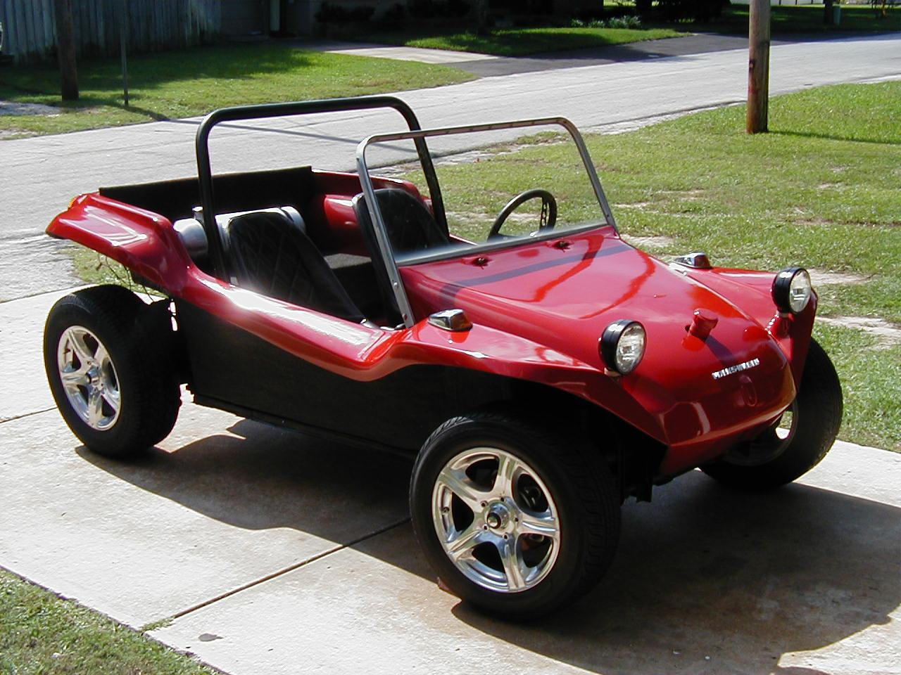 Volkswagen Dune buggy:picture # 4 , reviews, news, specs, buy car