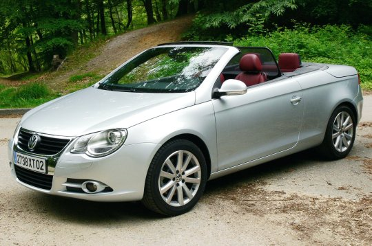 volkswagen eos cabriolet picture 2 reviews news specs buy car. Black Bedroom Furniture Sets. Home Design Ideas