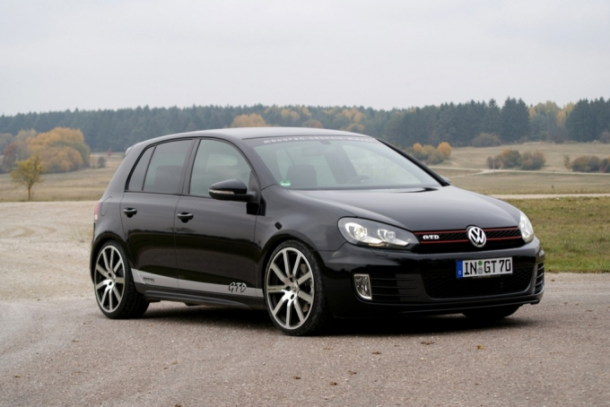 volkswagen golf vi gtd photos news reviews specs car listings. Black Bedroom Furniture Sets. Home Design Ideas