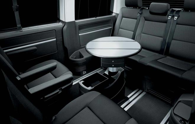 Volkswagen Multivan Tdi 4motion Photos Reviews News