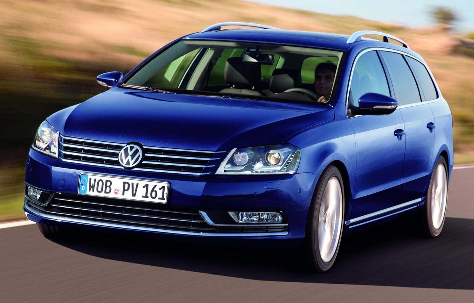 volkswagen passat sw picture 3 reviews news specs buy car. Black Bedroom Furniture Sets. Home Design Ideas