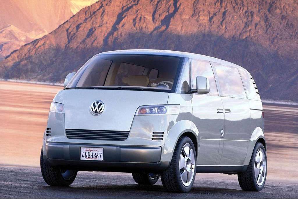 volkswagen type  bus  news reviews specs car listings