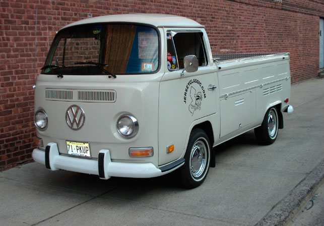 Volkswagen Type 2 Pick Up Picture 4 Reviews News