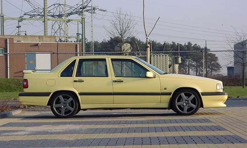 Volvo 850 T5R:picture # 2 , reviews, news, specs, buy car