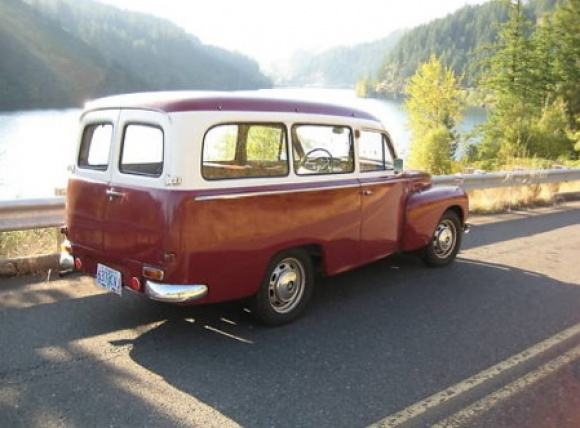 Xc90 Ambulance >> Volvo P210 Duett ambulance:picture # 4 , reviews, news, specs, buy car