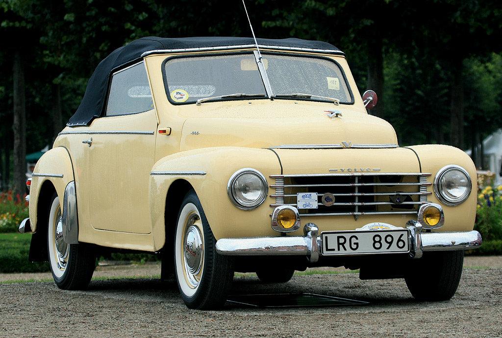 volvo pv 445 ringborg cabrio photos news reviews specs car listings. Black Bedroom Furniture Sets. Home Design Ideas