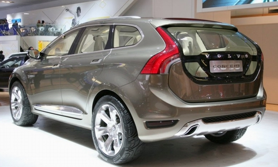 Volvo car Technical specification