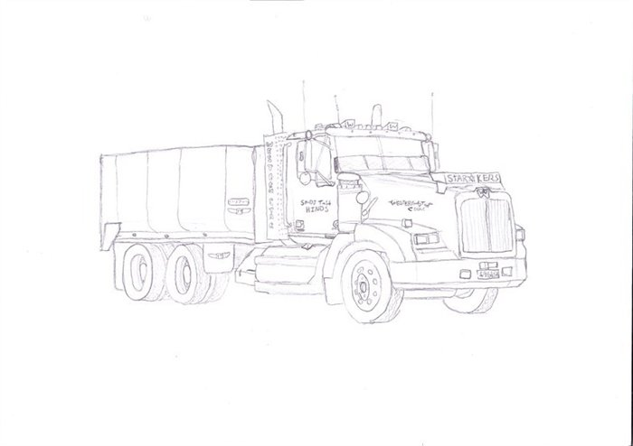 Western Star 4964 SA:picture # 2 , reviews, news, specs