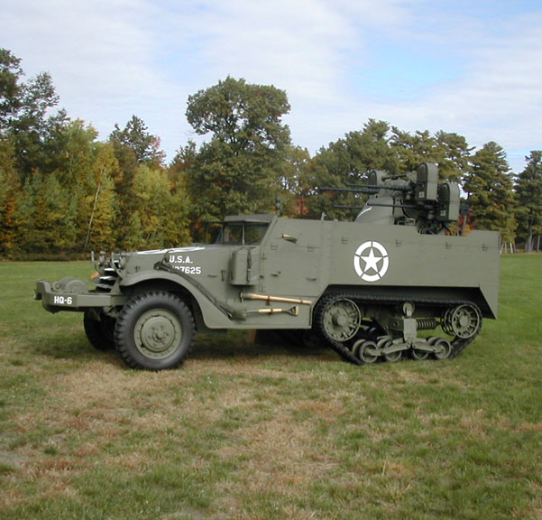 White Half Track:picture # 5 , Reviews, News, Specs, Buy Car