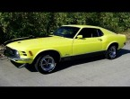 Ford Mustang mach 1 428 Cobra jet fastback