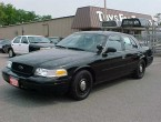 Ford Crown Victoria Police Interceptor P71 Police Package