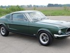 Ford Mustang GT 390 Fastback