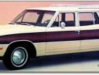 Plymouth Belvedere Custom Suburban 2dr wagon