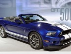 Ford Shelby GT500 conv