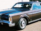 Lincoln Continental mk III 2dr HT