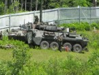 General Motors of Canada Coyote armed reconnaissance vehicle