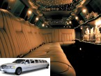 Lincoln Continental Town Car limousine
