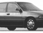 Ford Laser Encore