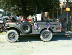 Dodge WC-51 Ton 4X4 Weapons Carrier