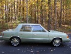 Plymouth Reliant K-car