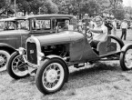 Ford Model A Speedster 63