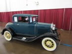 Ford Model A rumbleseat coupe