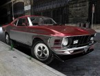 Ford Mustang Mach 1 Cobra Jet Fastback