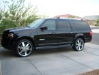 Ford Expedition EL Limited